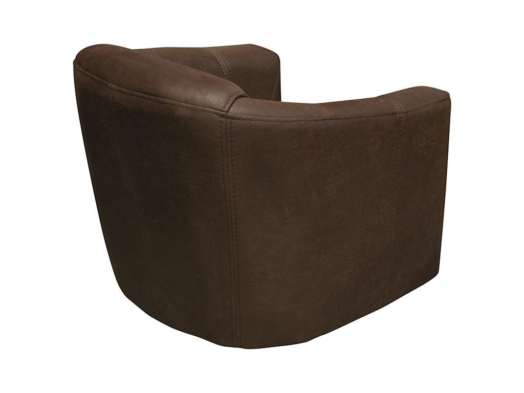Diamond Sofa Murphy Swivel Chair