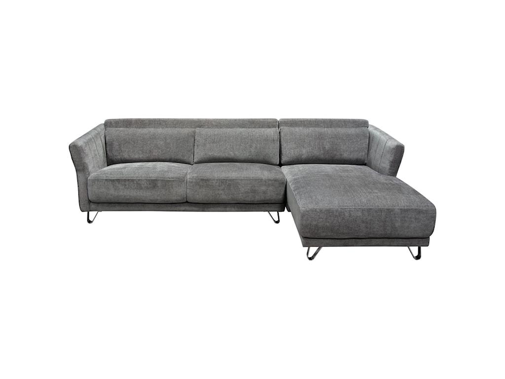 Diamond Sofa NaomiSectional