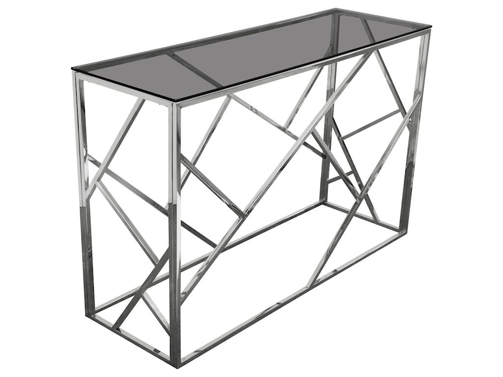 Diamond Sofa NestConsole Table