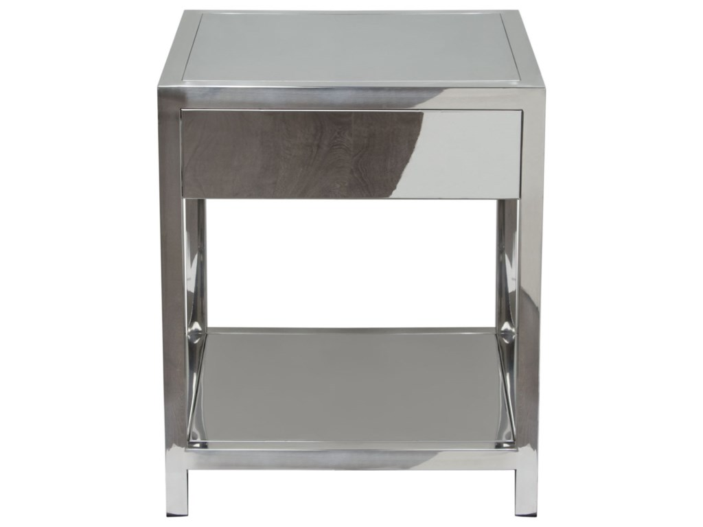 Diamond Sofa OccasionalAccent Table