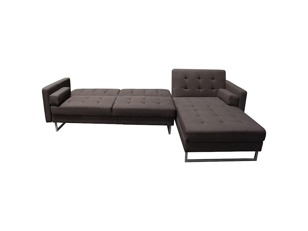 Diamond Sofa OpusSectional