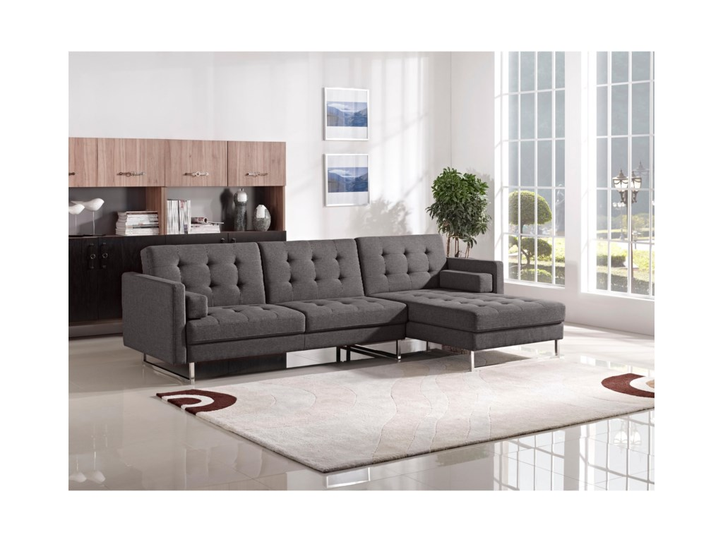 Diamond Sofa OpusSectional