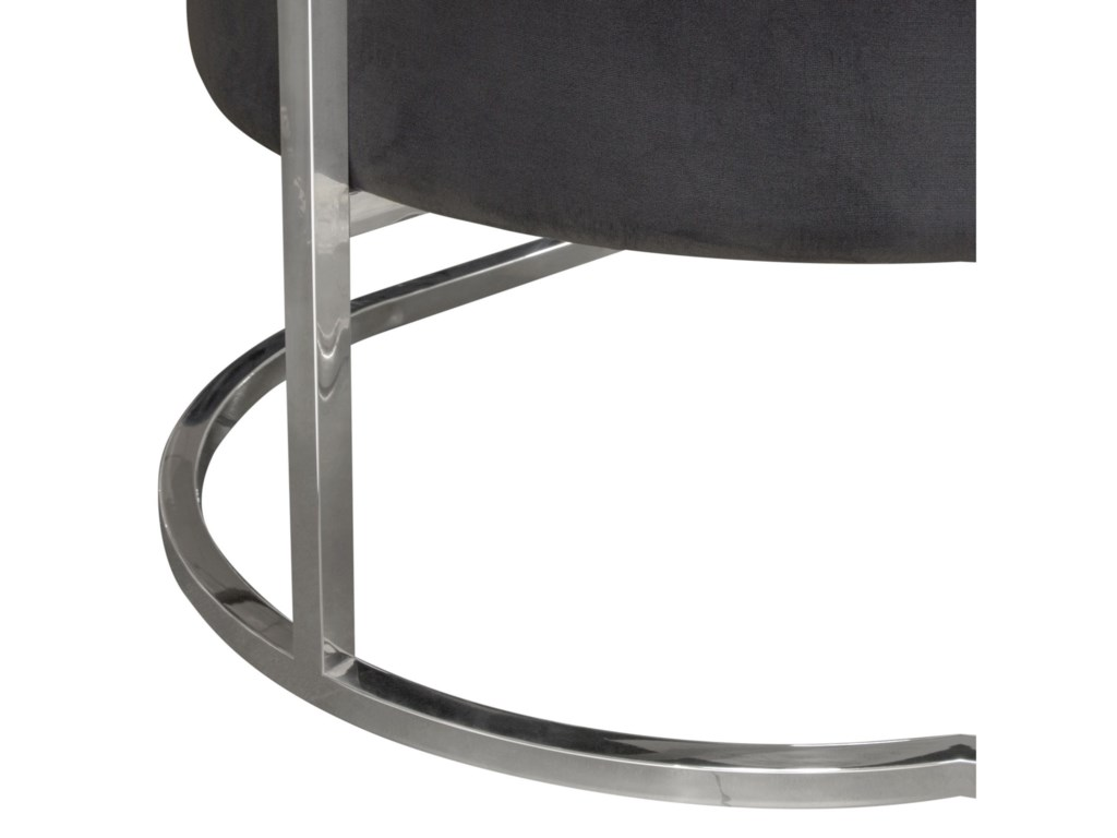 Diamond Sofa PandoraAccent Chair
