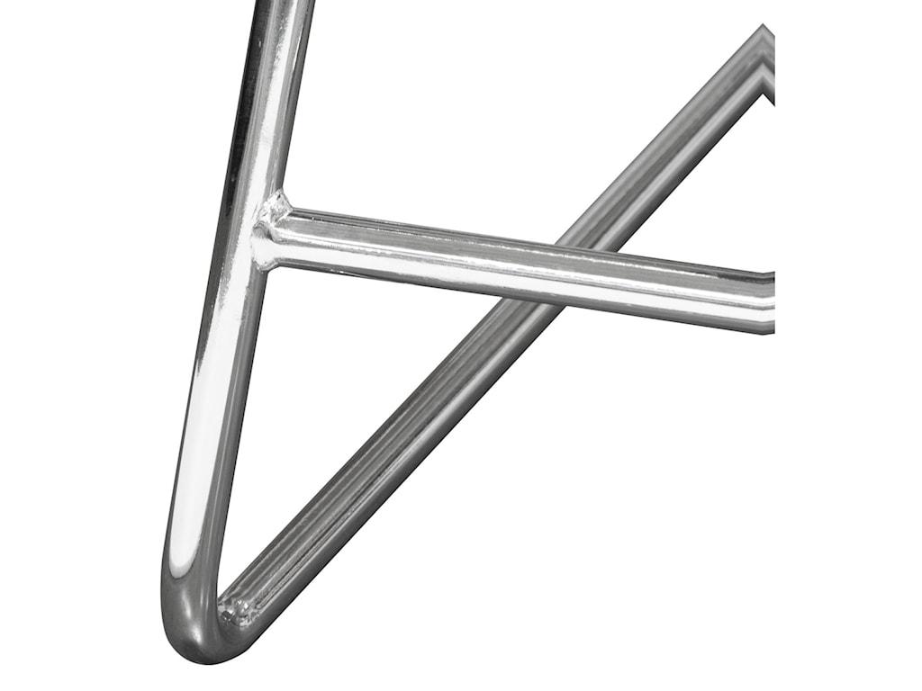 Diamond Sofa PhoebeSet of 4 Counter Height Stools