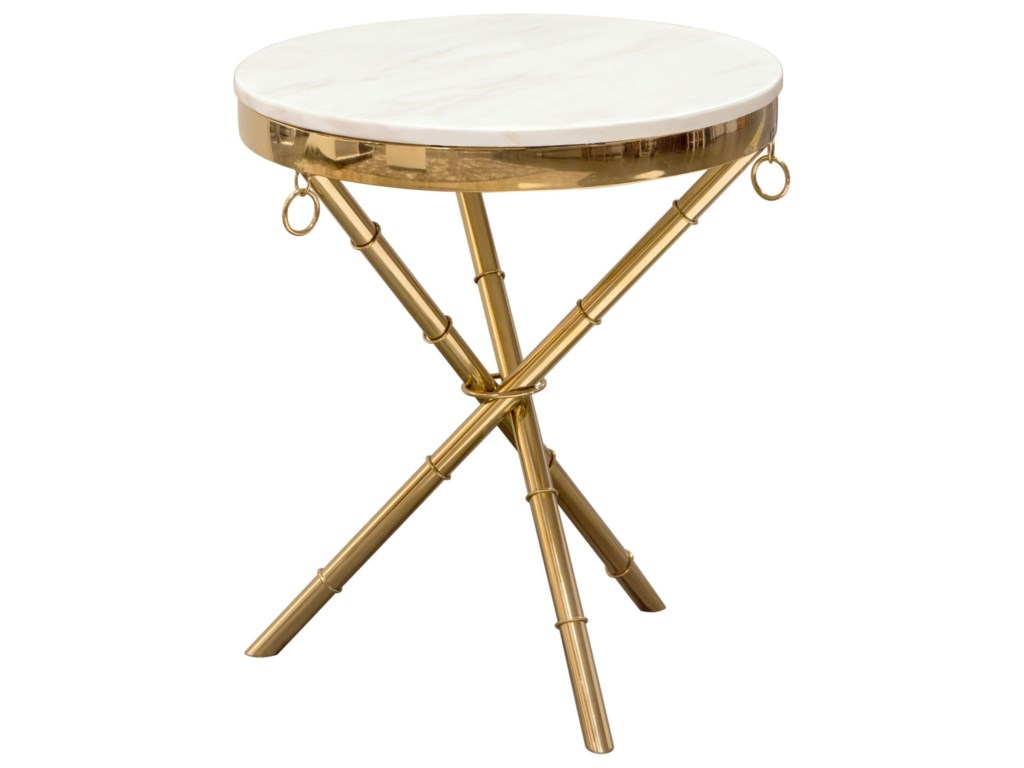Diamond Sofa ReedAccent Table