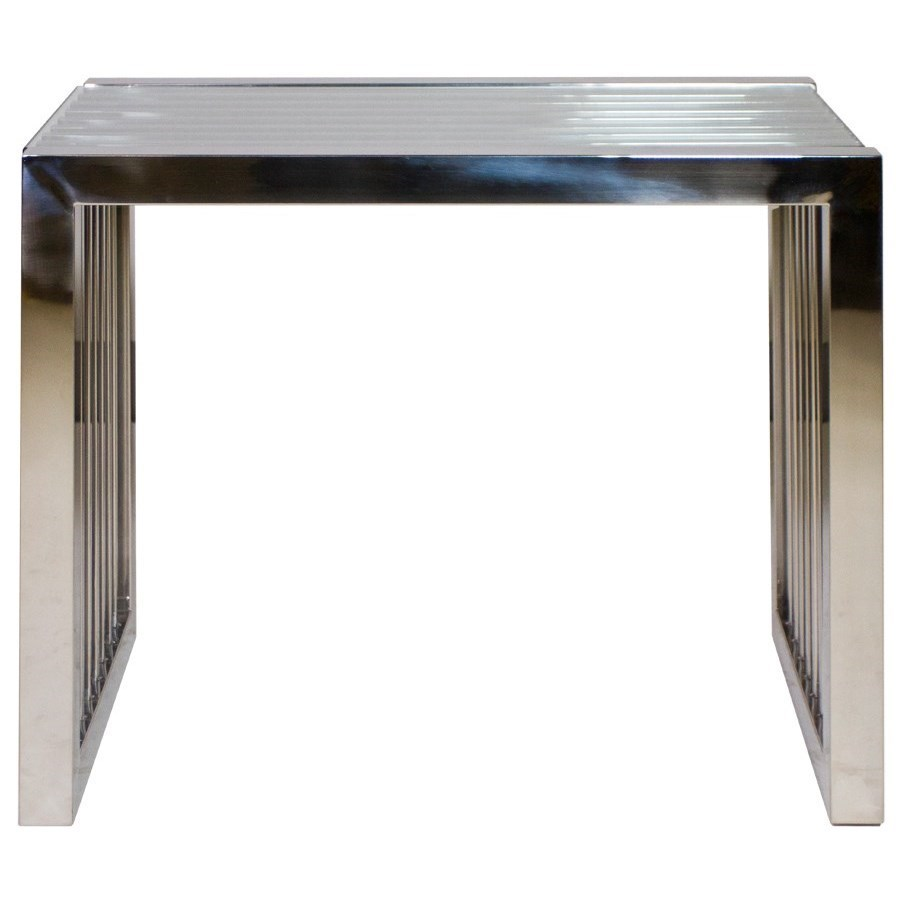 Diamond Sofa Soho End Table - Red Knot - End Tables