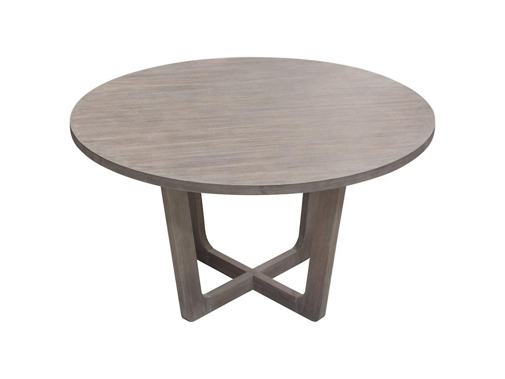 Diamond Sofa SolanoDining Table