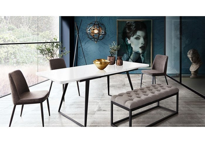 Diamond Sofa Tempo Dining Table | Red Knot | Dining Tables