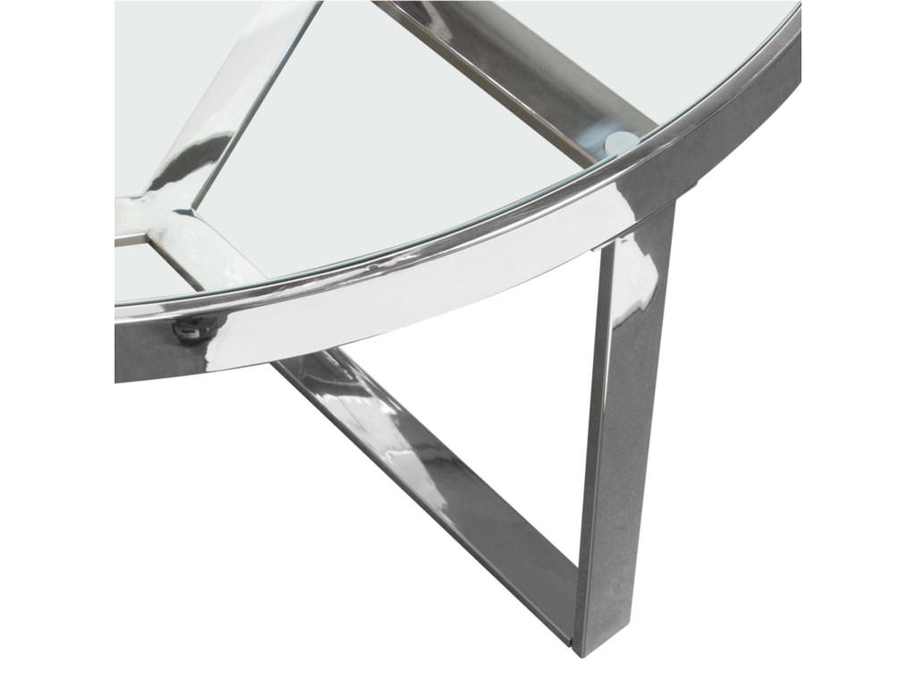 Diamond Sofa TrinityCocktail Table