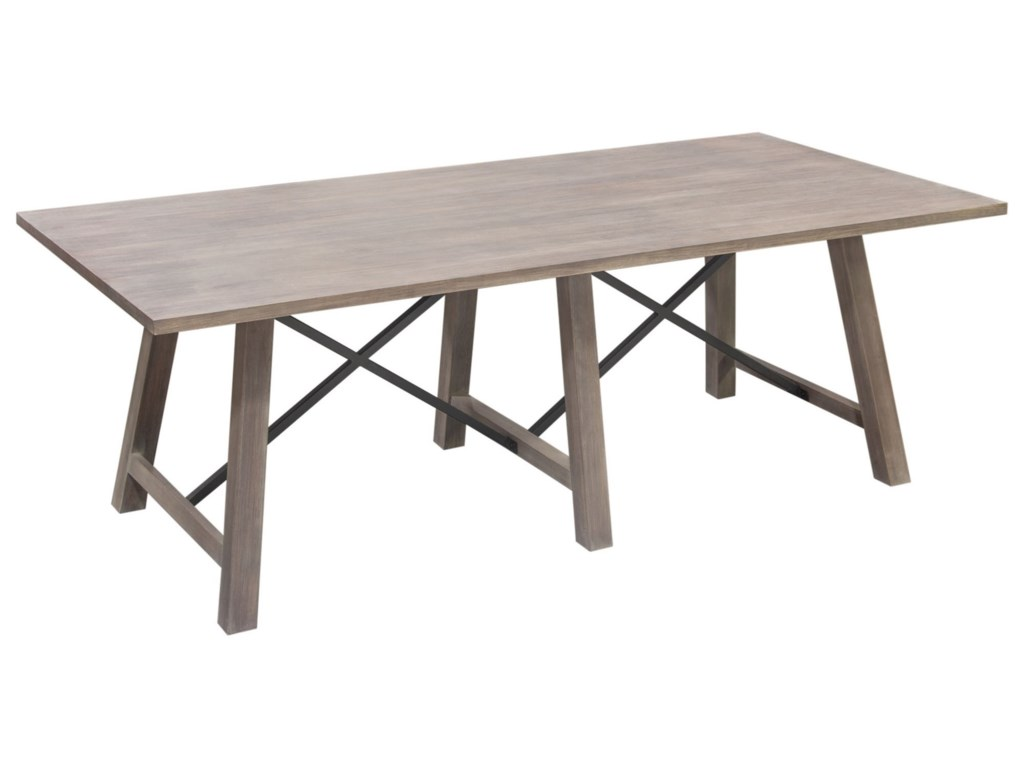 Diamond Sofa TuscanyDining Table