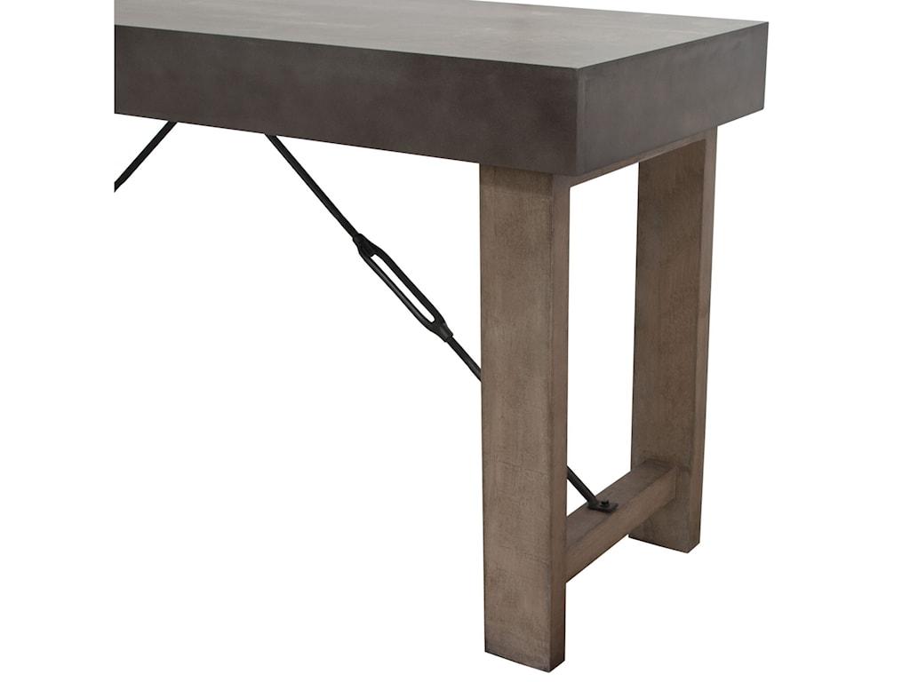 Diamond Sofa UtahCounter Height Table