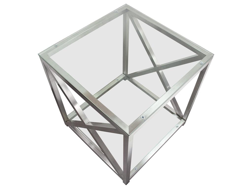 Diamond Sofa X-FactorEnd Table