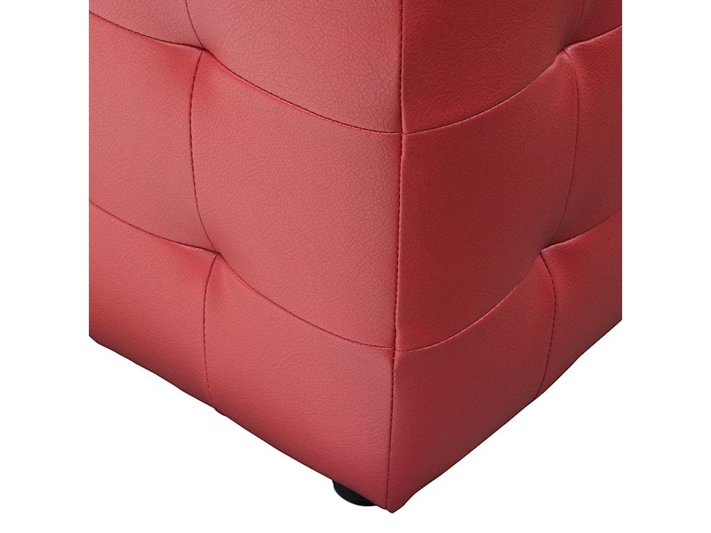 Diamond Sofa ZenOttoman