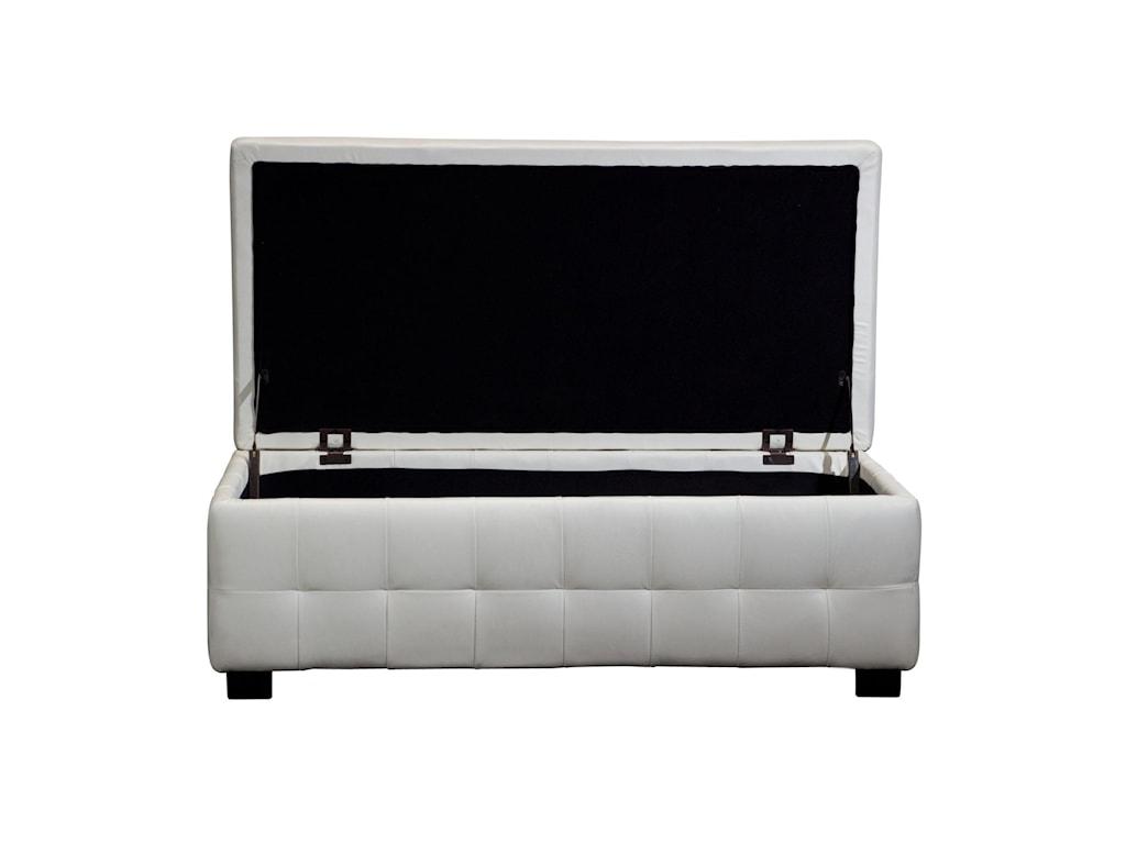 Diamond Sofa ZenStorage Trunk
