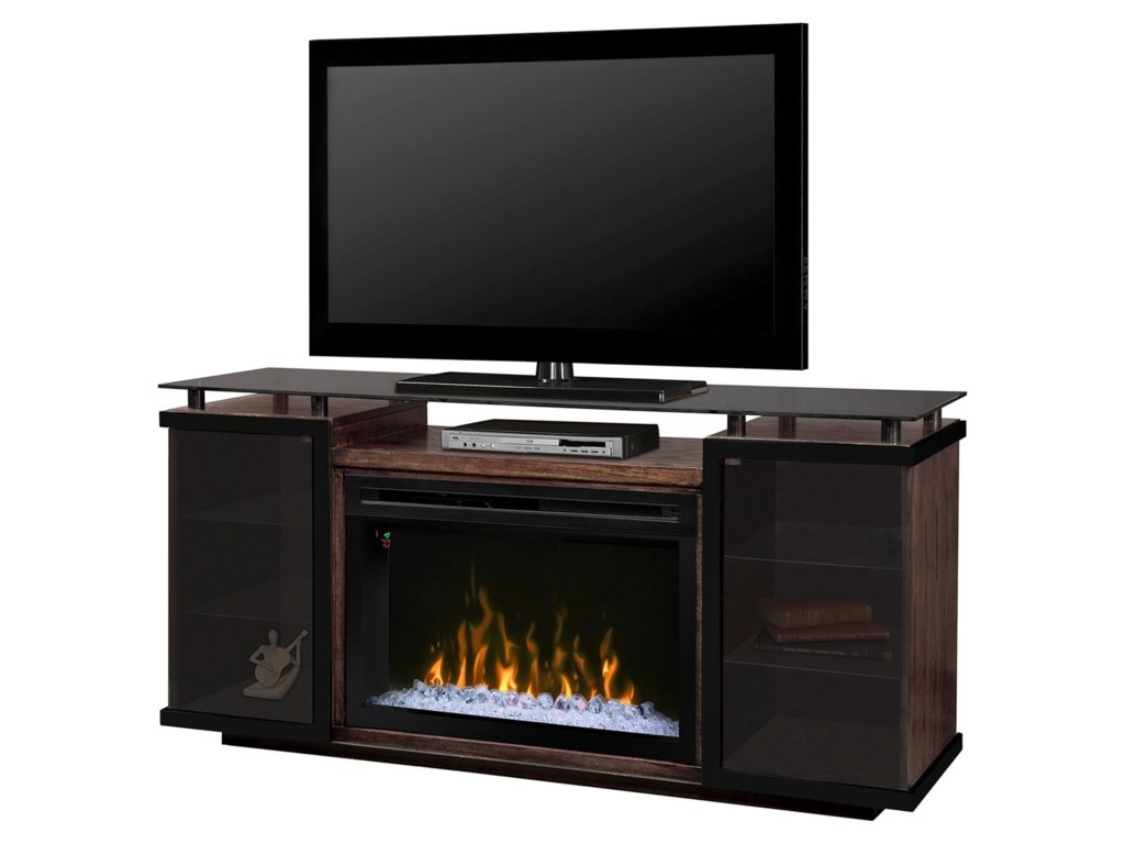 Dimplex AidenMedia Console with Fireplace Insert