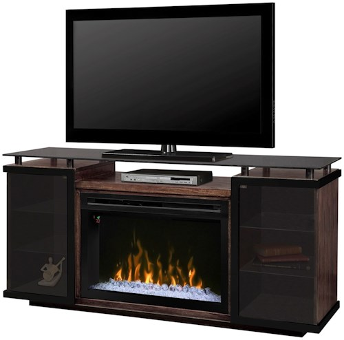 Dimplex Aiden Media Console with 33