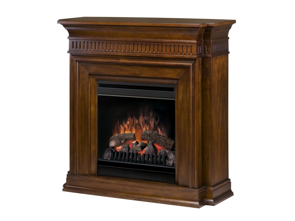 Dimplex Flat-Wall FireplacesTroy Electric Fireplace