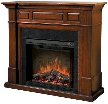 Dimplex Flat-Wall Fireplaces Newport Electric Fireplace