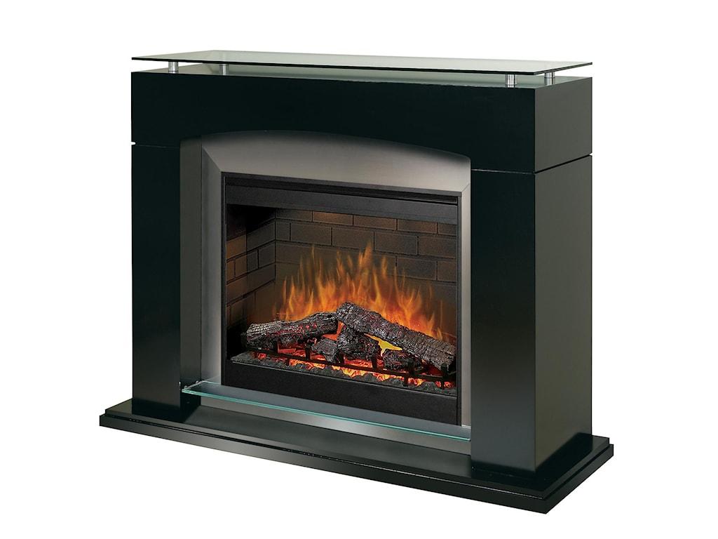 Dimplex Flat-Wall FireplacesLaguna Flat-Wall Electric Fireplace