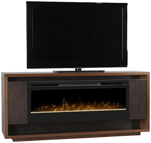 Dimplex Maddock Media Console with 50 inch Electric Firebox