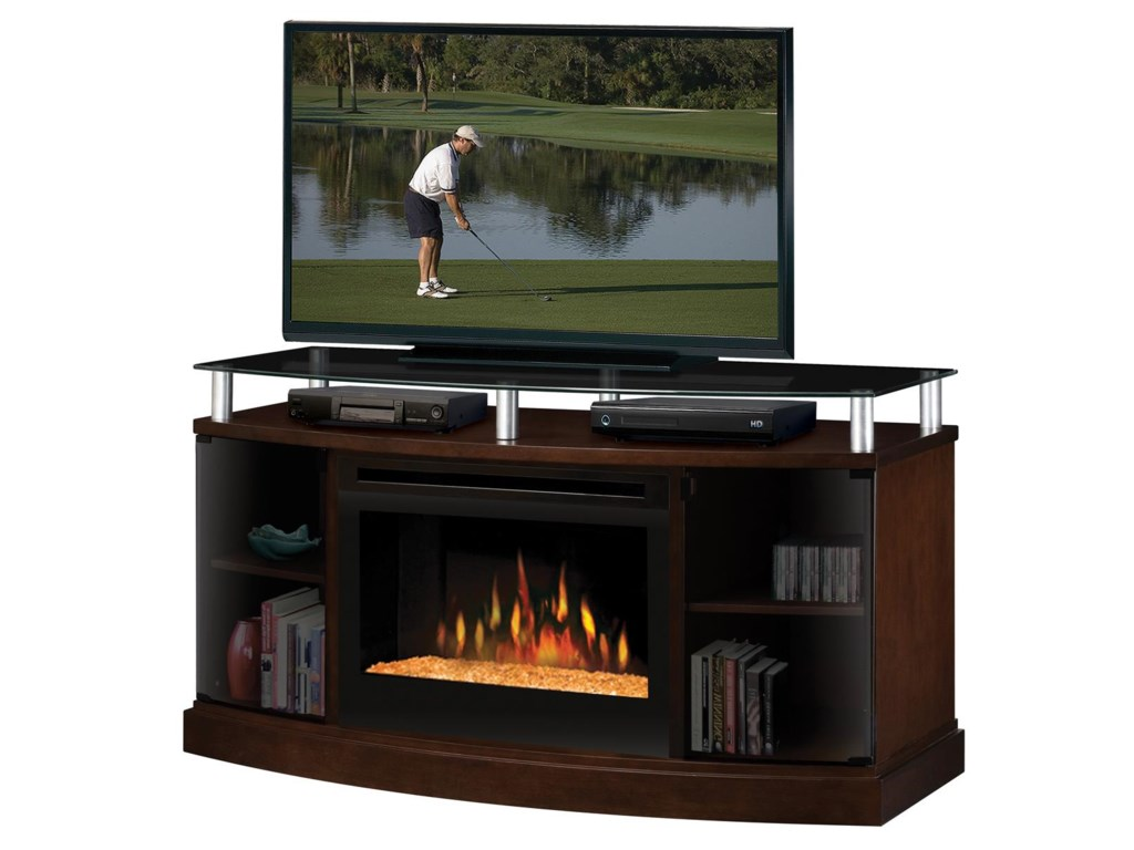 Dimplex Media Console FireplacesWindham Electric Fireplace