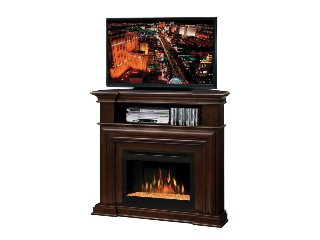 Dimplex Media Console FireplacesComplete Montgomery Media Console