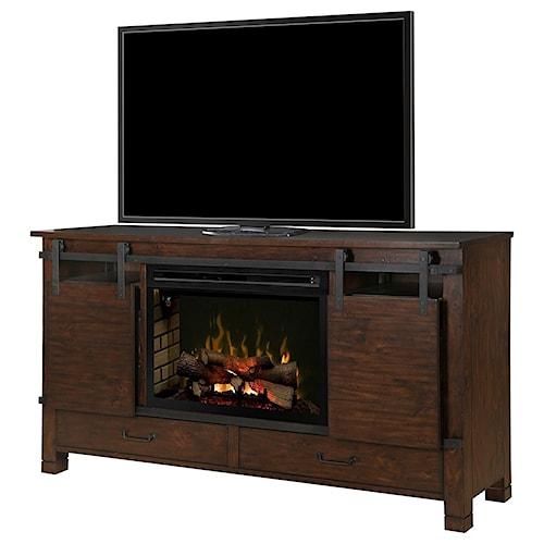 Dimplex Media Console Fireplaces Austin Media Mantel Fireplace