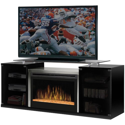 Dimplex Media Console Fireplaces Marana Media Console Electrical Fireplace