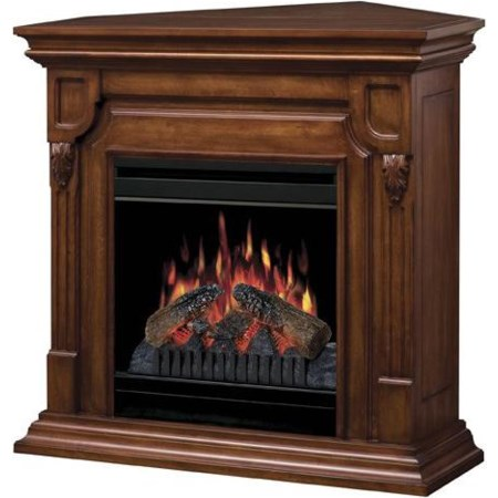 Warren Convertible Electric Fireplace