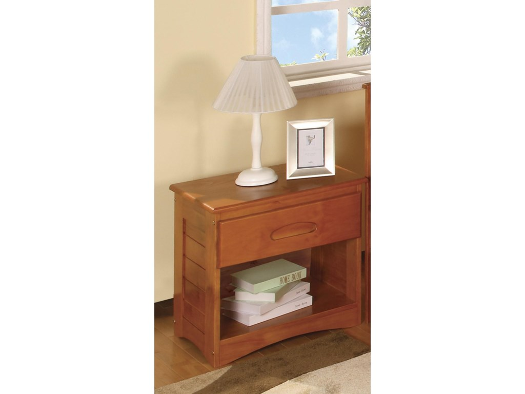 Discovery World Furniture HoneyNightstand