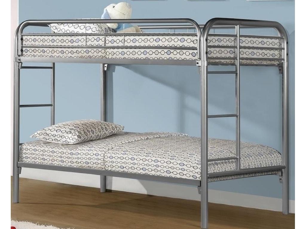 Donco Trading Co DennisDennis Bunk Bed