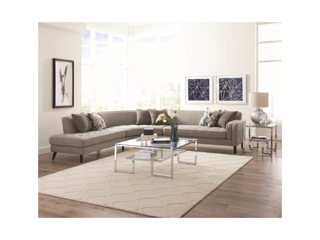 Donny Osmond Home 70588Coffee Table