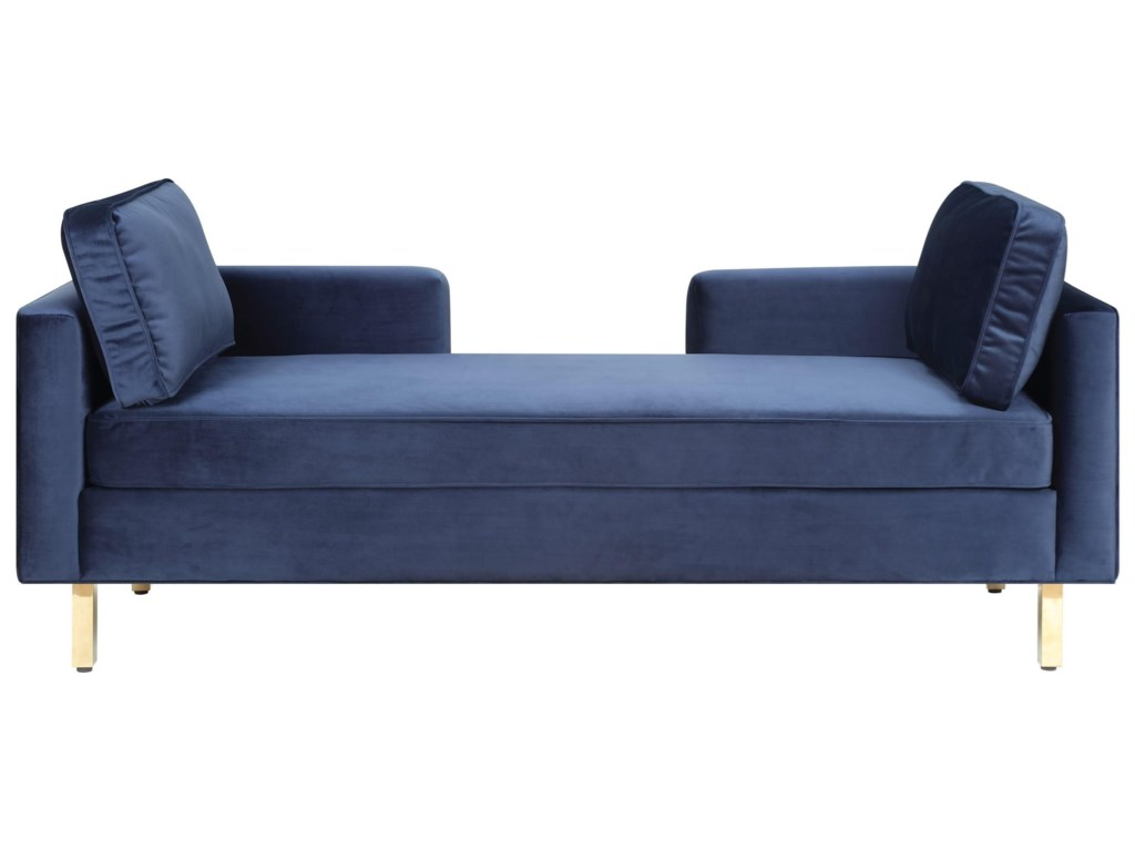 Donny Osmond Home Accent SeatingDouble Chaise