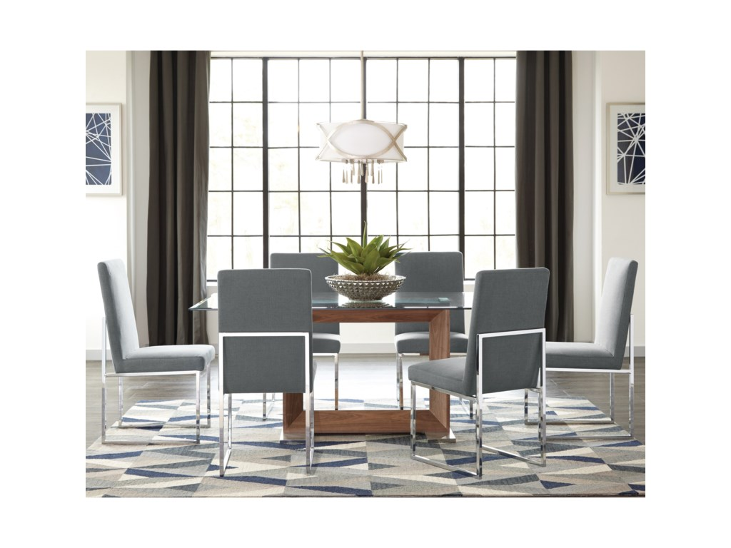 Donny Osmond Home Jackson Modern Table and Chair Set | Del Sol ...