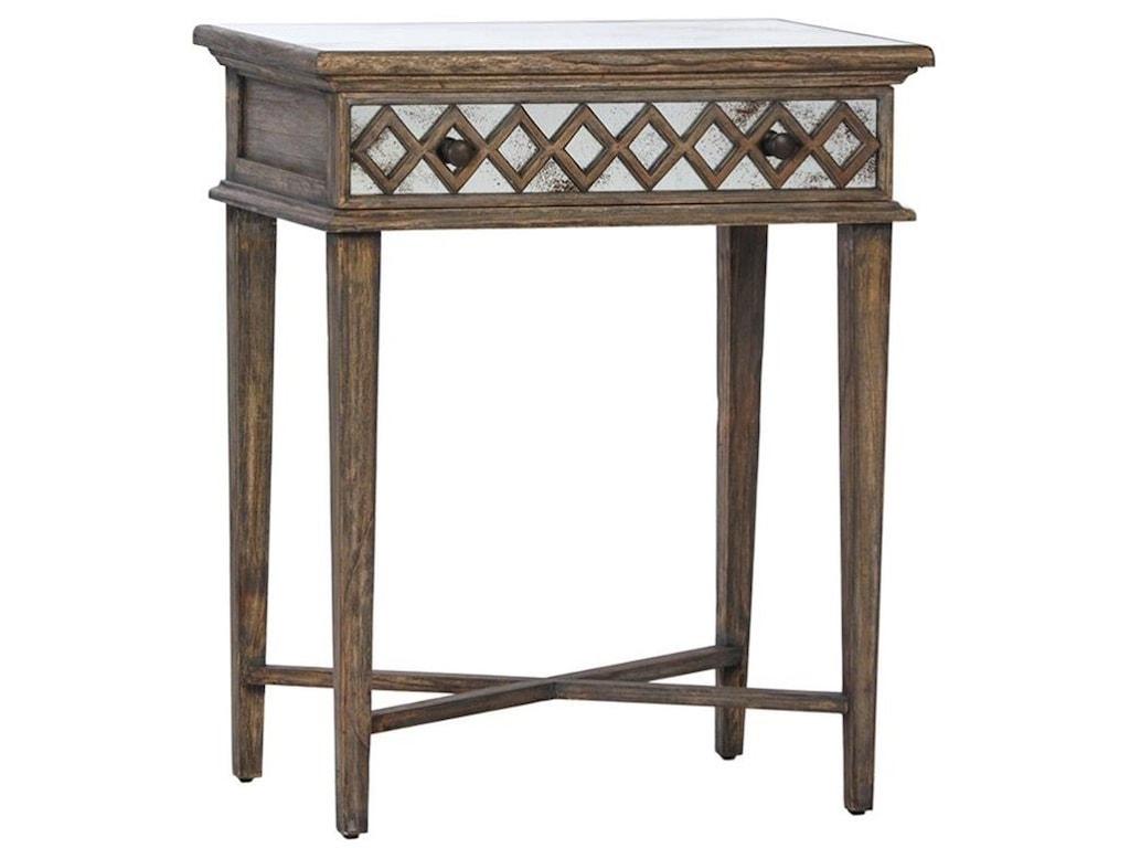 Dovetail Furniture BlakeSide Table