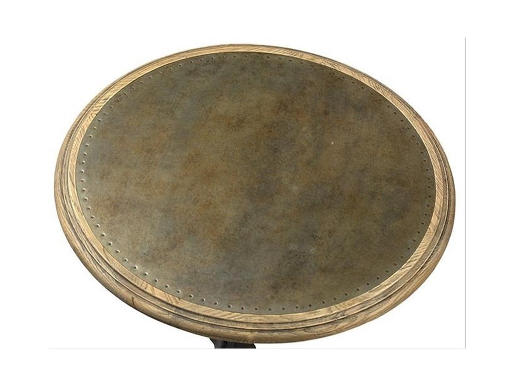 Dovetail Furniture BradleySide Table
