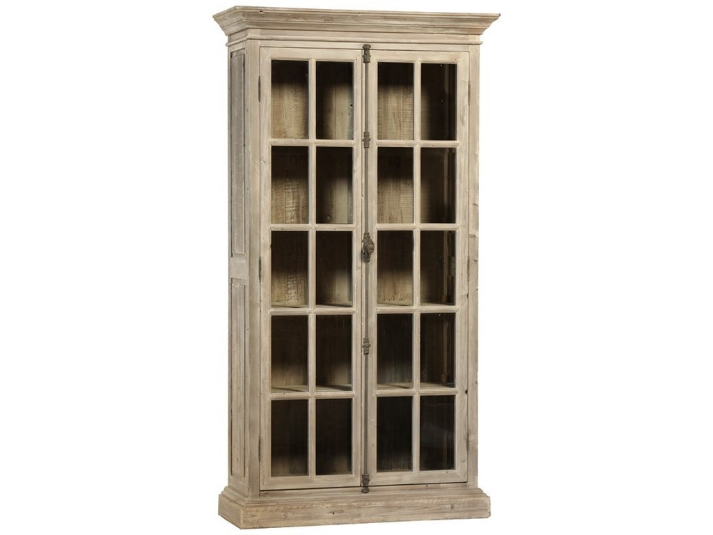 Dovetail Furniture CabinetsVincent Vitrine