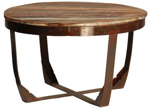 Dovetail Furniture Nantucket Silva Coffee Table