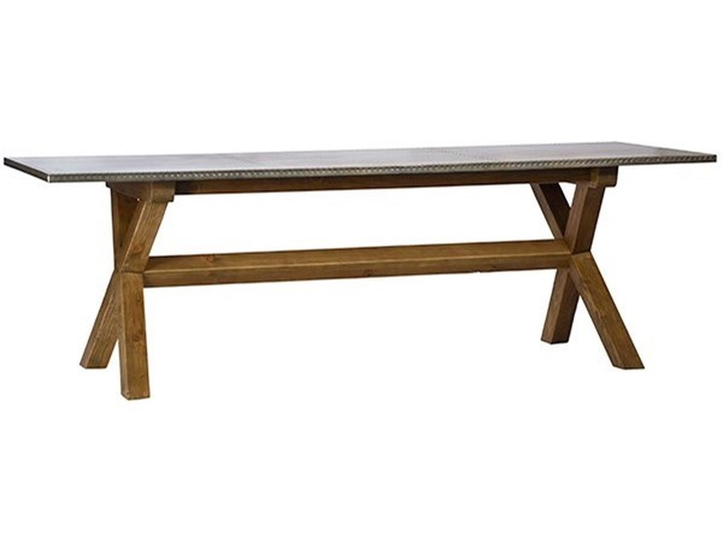 Dovetail Furniture HammerHammer Dining Table