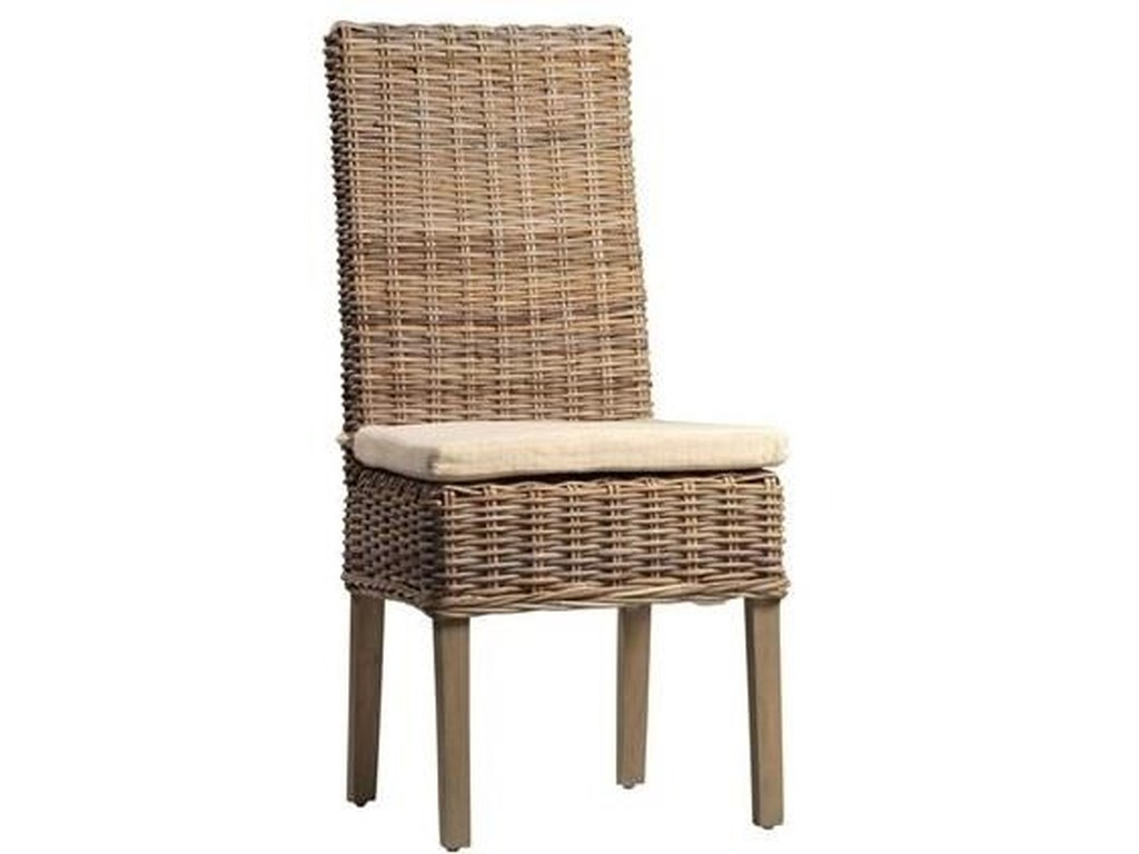 Dovetail Furniture KubuDining Side Chair