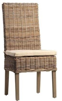 Dovetail Furniture KubuDining Side Chair
