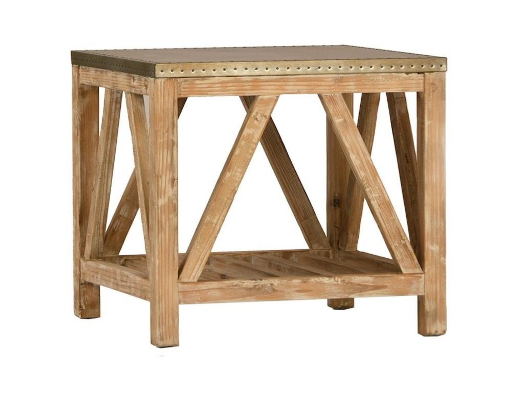 Dovetail Furniture LivingClifton Side Table
