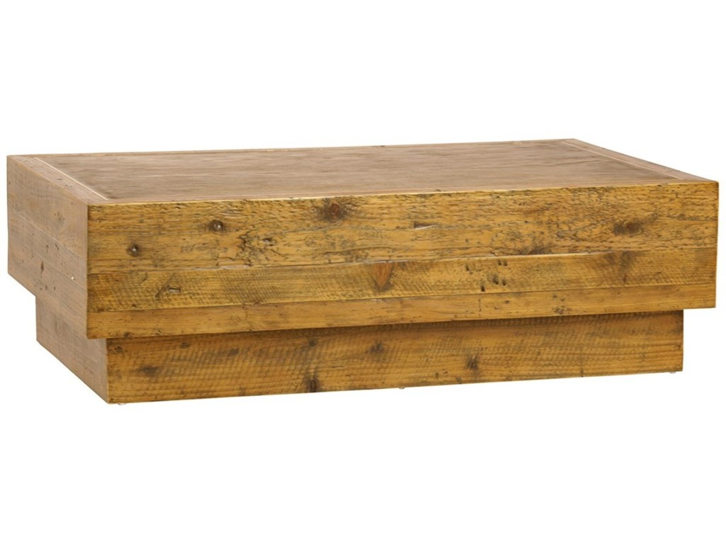 Rustic Coffee Table.Living Olaff Rustic Coffee Table By Dovetail Furniture At Olinde S Furniture