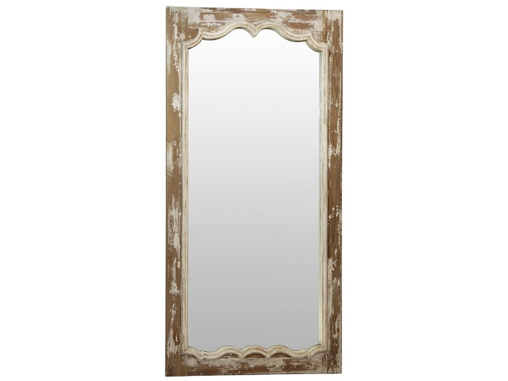Dovetail Furniture Mirrors - DovetailLevy Wall Mirror
