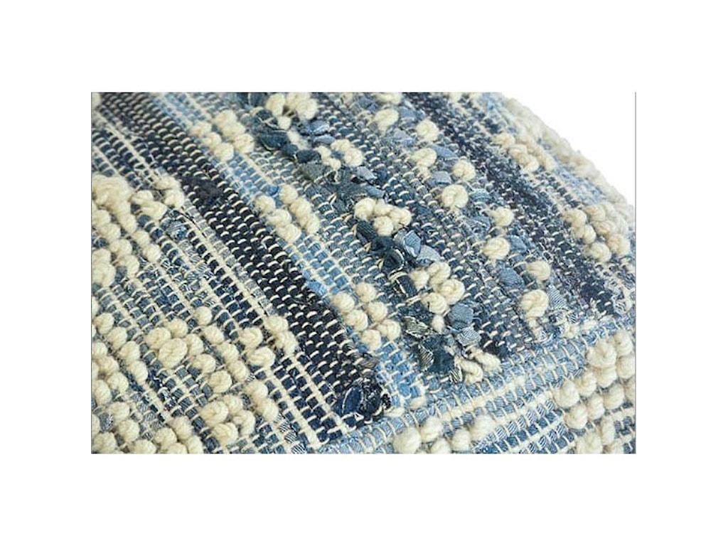 Dovetail Furniture Pillows & PoufsInyo Pouf