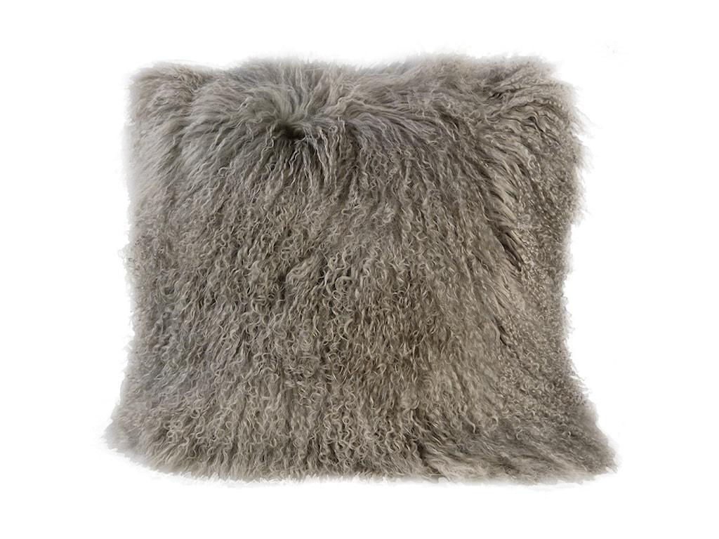 Dovetail Furniture Pillows & PoufsMongolian Cushion