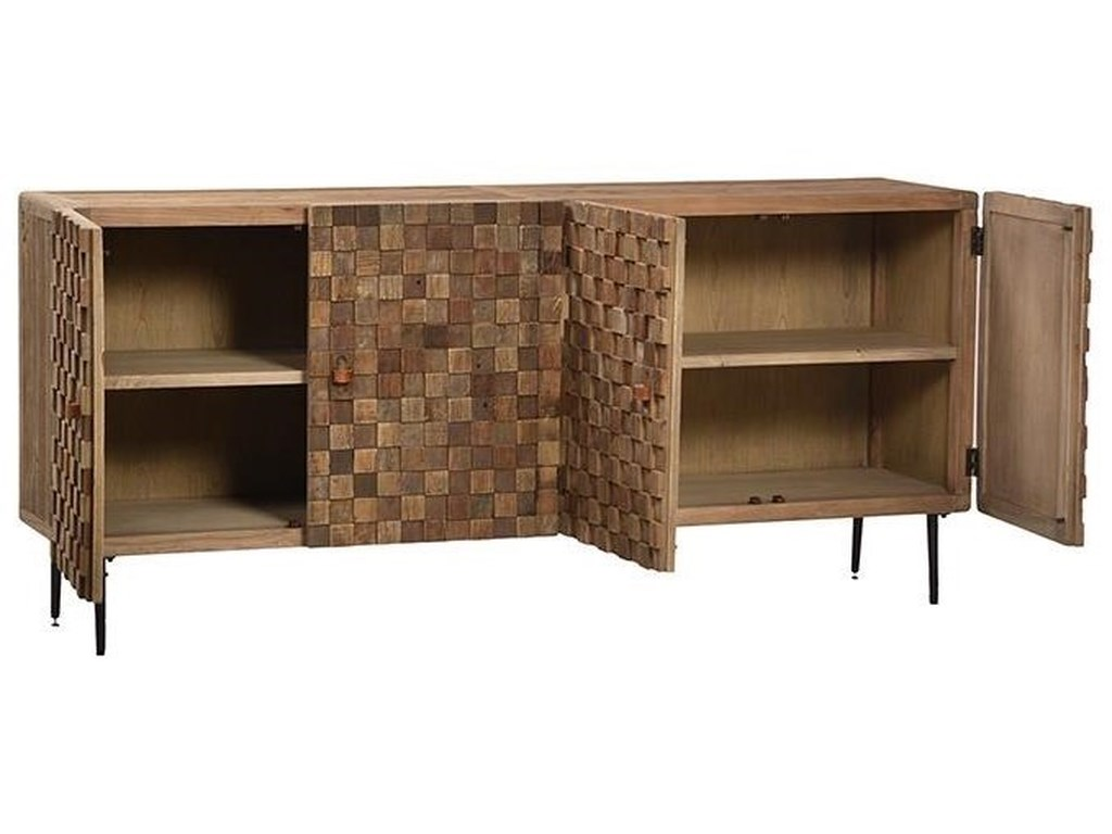 Dovetail Furniture Sideboards/BuffetsLasko Sideboard