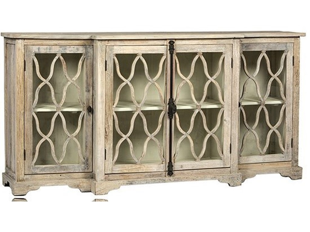 finest selection 87ee4 6d43a Dovetail Furniture Sideboards/Buffets Digby Rustic Sideboard ...
