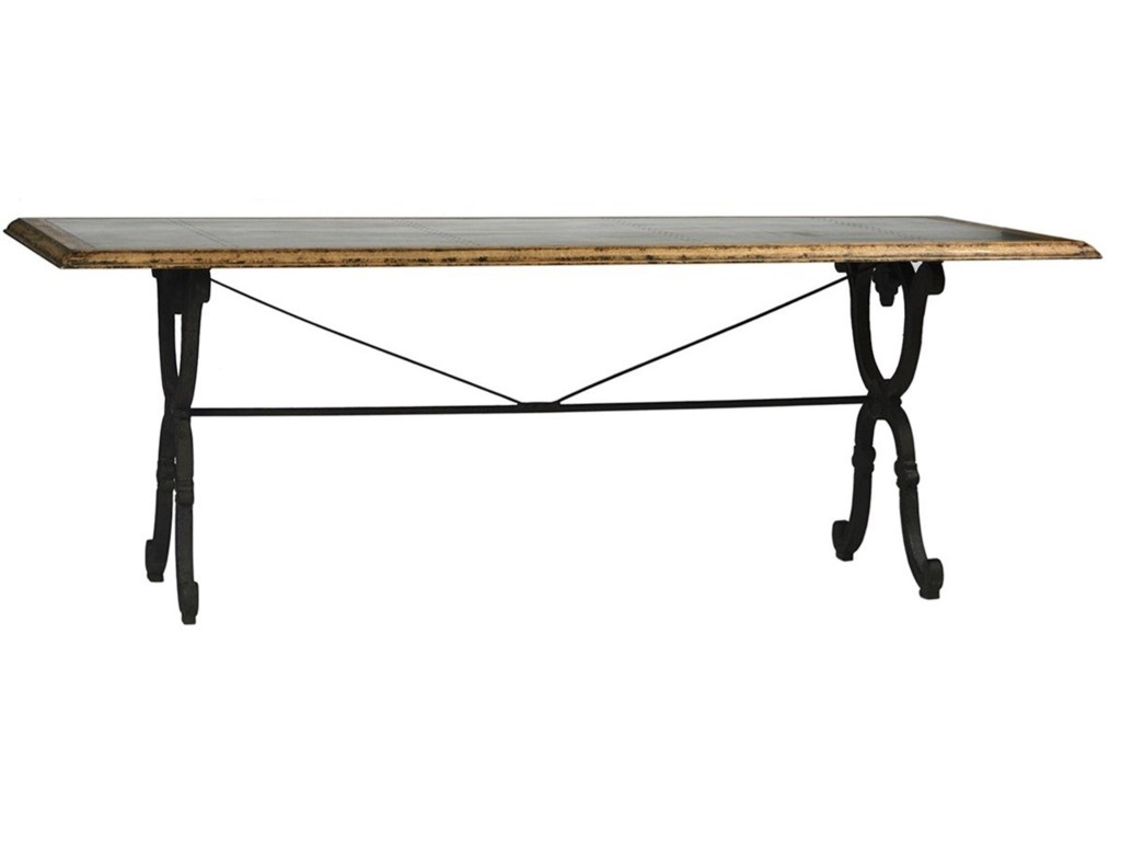 Dovetail Furniture William William Dining Table Howell Furniture
