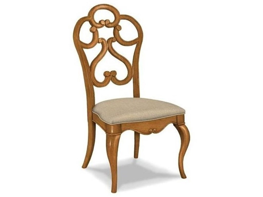 Drexel European MarketGentry II Dining Side Chair